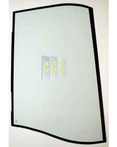 CASE, 595 SUPER LE (1998-2001), BACKHOE, REAR 1/4 - LEFTHAND