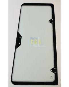 CASE, 580K / 580LE / 580LPS / 580LSP / 580LXT / 580M / 580MXT / 580SK / 580SLE / 580SM / 590LSP / 590SLE / 590SM (1987-2004), BACKHOE, DOOR - UPPER - OPENER - RIGHTHAND