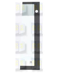 KOMATSU, PC30MR-3 / PC35MR-3 / PC45MR-3 / PC55MR-3 (2008-2017), EXCAVATOR, REAR 1/4 - RIGHTHAND